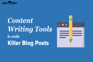 blog post writing tools and apps 2020